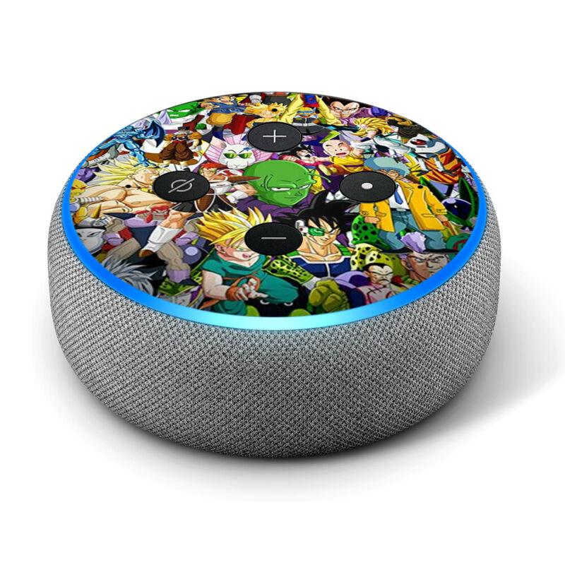 Vinyl Decal Skin for Amazon Echo Dot 3rd Gen - Anime Stickerslap