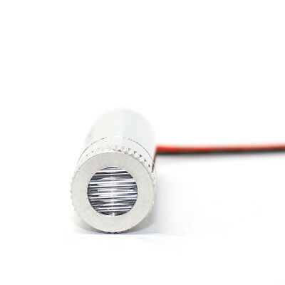 808nm Infrared Laser Line Module 5v 100mw Adjustable 12x45mm With 120 Lens