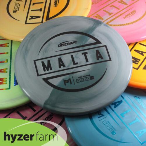 Discraft MCBETH ESP MALTA *pick weight/color* Hyzer Farm disc golf mid PART ONE