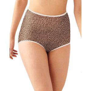7c6363da9ed Bali 2633 Skimp Skamp Brief Panty 10 Animal Print for sale online