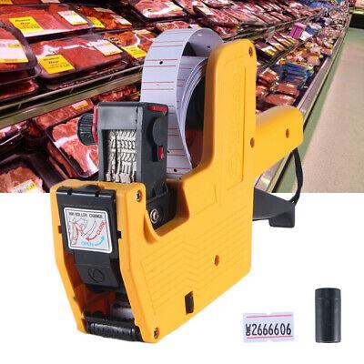 Mx-5500 8 Bit Price Tag Gun Sticker Ink Cartridge For Home Office