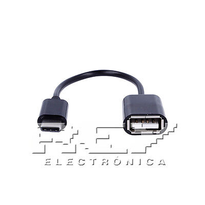 Cable Adaptador OTG USB 3.1 Tipo C Macho a USB Hembra v182 segunda mano  Embacar hacia Argentina
