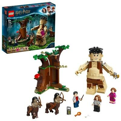 LEGO Harry Potter Forbidden Forest Umbridges Act Set 75967 Age 5+ 253pcs