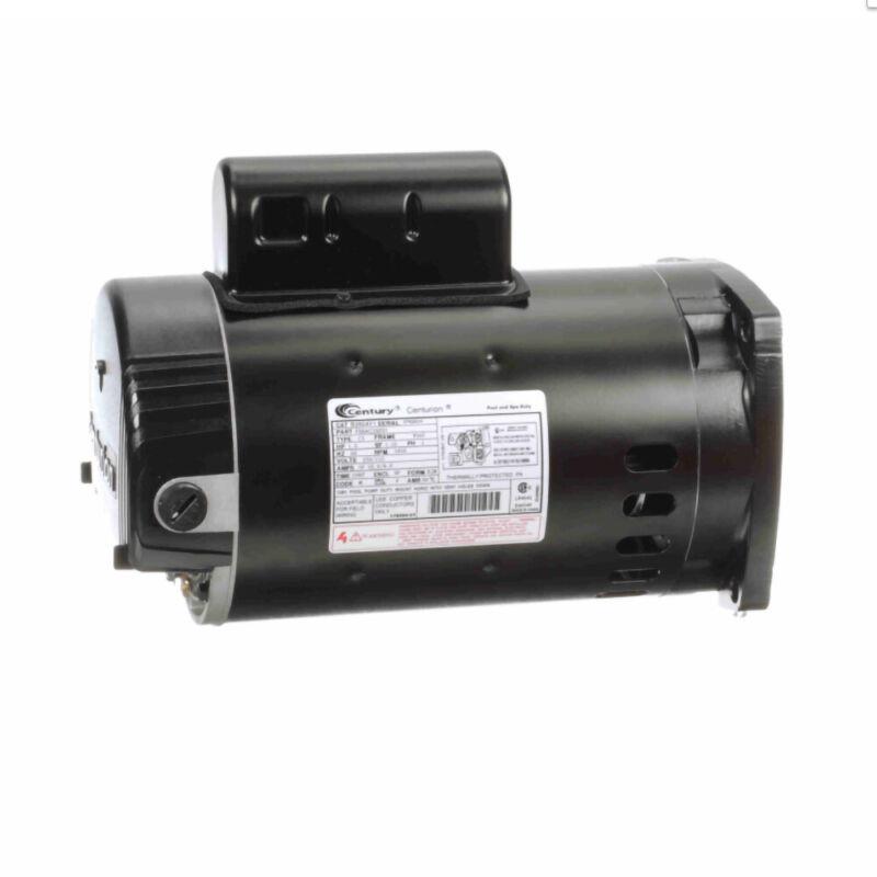 Regal Beloit Century 1.50 HP 3450 RPM Stainless Steel Pool Pump Motor (Open Box)