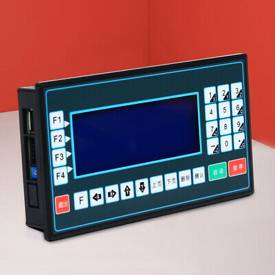 1axis Cnc Motion Controller Stepping Motor 150khz 480 Line Lcd Display Usb