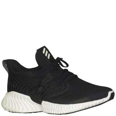 best website ef000 639a8 111.15 - Mens Adidas Alphabounce Instinct - Black - Width med - Running
