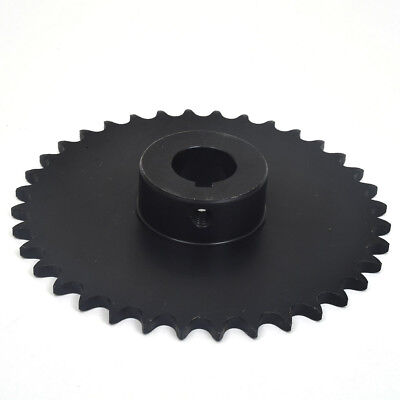 Garage Door 36 Tooth Jack Shaft Sprocket # 41 Chain 41B36 (1 Inch - Door Shaft