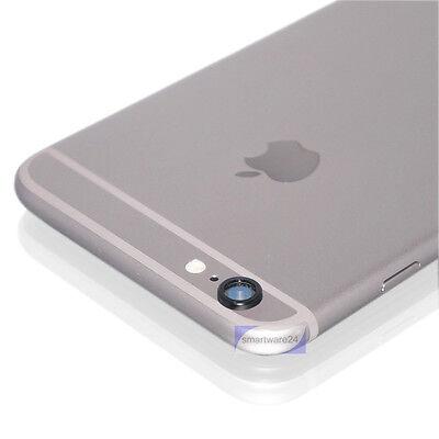 iPhone 6 / 6s ( 4,7 ) Kamera Schutz Ring Schutzring Kameraschutz SCHWARZ