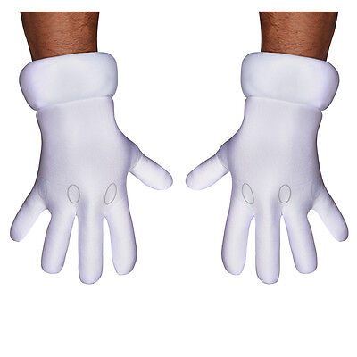 Super Mario - Adult Gloves - Super Mario Gloves