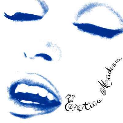 Madonna - Erotica - 2 x Vinyl LP *NEW & SEALED*