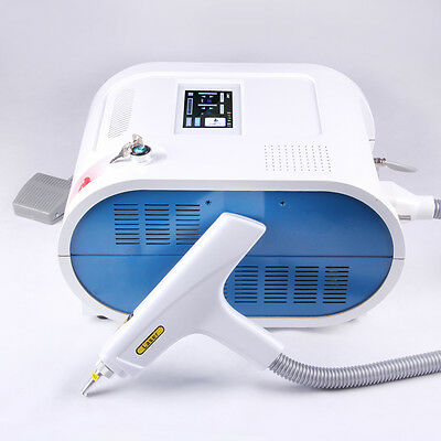 Top Qiality New Nd Q Switch Yag Laser Pigment Eyebrow Tattoo Removal Machine M4