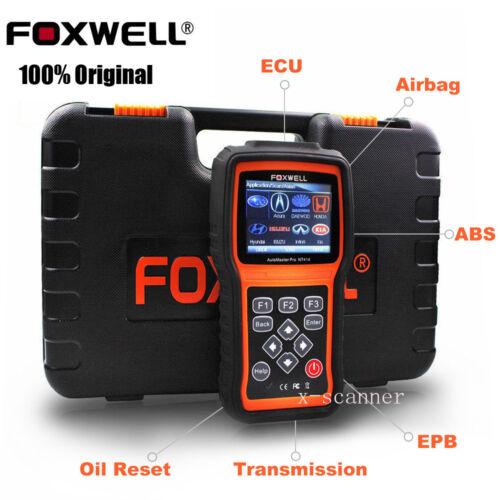 Vin Number Scanner >> Foxwell NT414 Engine ABS SRS EPB Oil Reset Transmission OBD2 Diagnostic Scanners   eBay