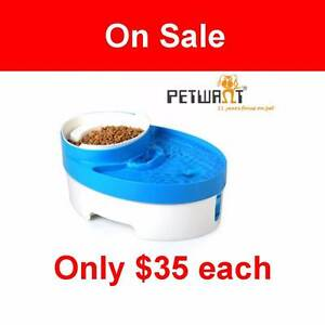 Dog Cat Pet Fountain Feeder 3 Liter Drinking Water Carlisle Victoria Park Area Preview
