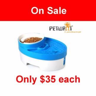 Dog Cat Pet Fountain Feeder 3 Liter Drinking Water