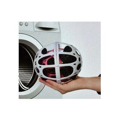 Proteggi Reggiseno per Lavatrice con doppia palla a sfera salva il Bucato 2pezzi
