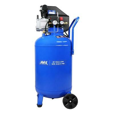 21 Gal. Portable Electric 125 Psi Vertical Air Compressor
