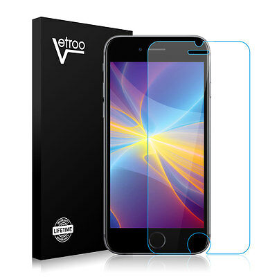 """New Premium Real Tempered Glass Film Screen Protector for Apple 4.7"""" iPhone 7"""