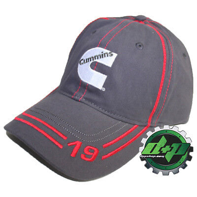 cummins dodge ball cap hat 2500 truck 19 trucker style cummings diesel gear new
