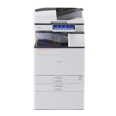 Ricoh Aficio Mp 3555 A3 Mono Laser Copier Printer Scanner Mfp 35 Ppm Mp 4055