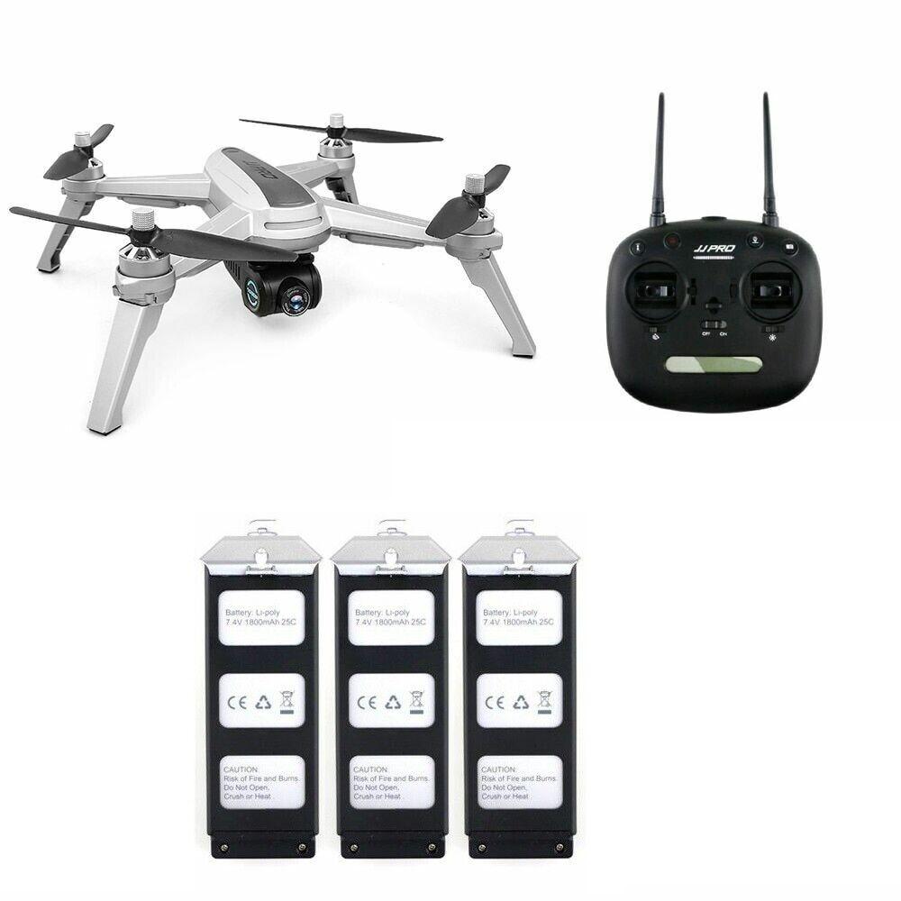 JJRC JJPRO X5 EPIK 5G WIFI FPV 1080P FHD 1-Axis Gimbal GPS RC Drone Quadcopter