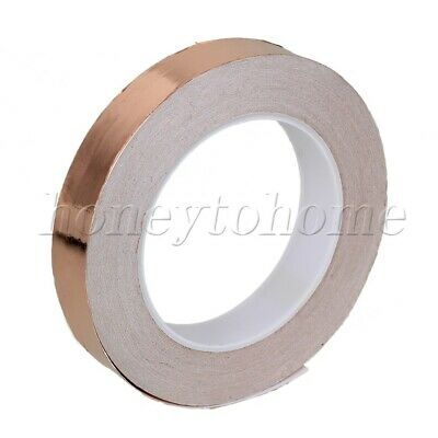 Copper Foil Tape 20mm Width Emi Shielding Single-sided Conductive Adhesive