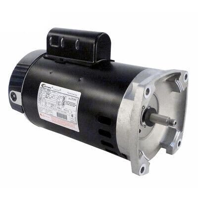 A.O. Smith Century B2840 B840 2.5HP 230V Pool Pump Motor 56Y Frame Square Flange ()