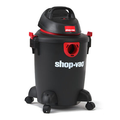 Shop-vac 5985000 6 Gal. 3.0 Peak Hp High Performance Wet Dry Vacuum New