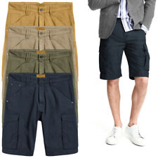 Bermuda homme TWIG CARGO shorts pantacourt coton casual