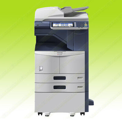 Toshiba E Studio 307 Mono Tabloid Copier Printer Scanner Usb 30ppm