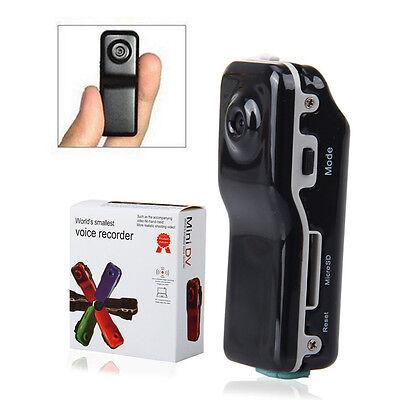 Full HD Hidden Spy Camera Video Car DVR Night Vision Cam Recorder Camcorder US