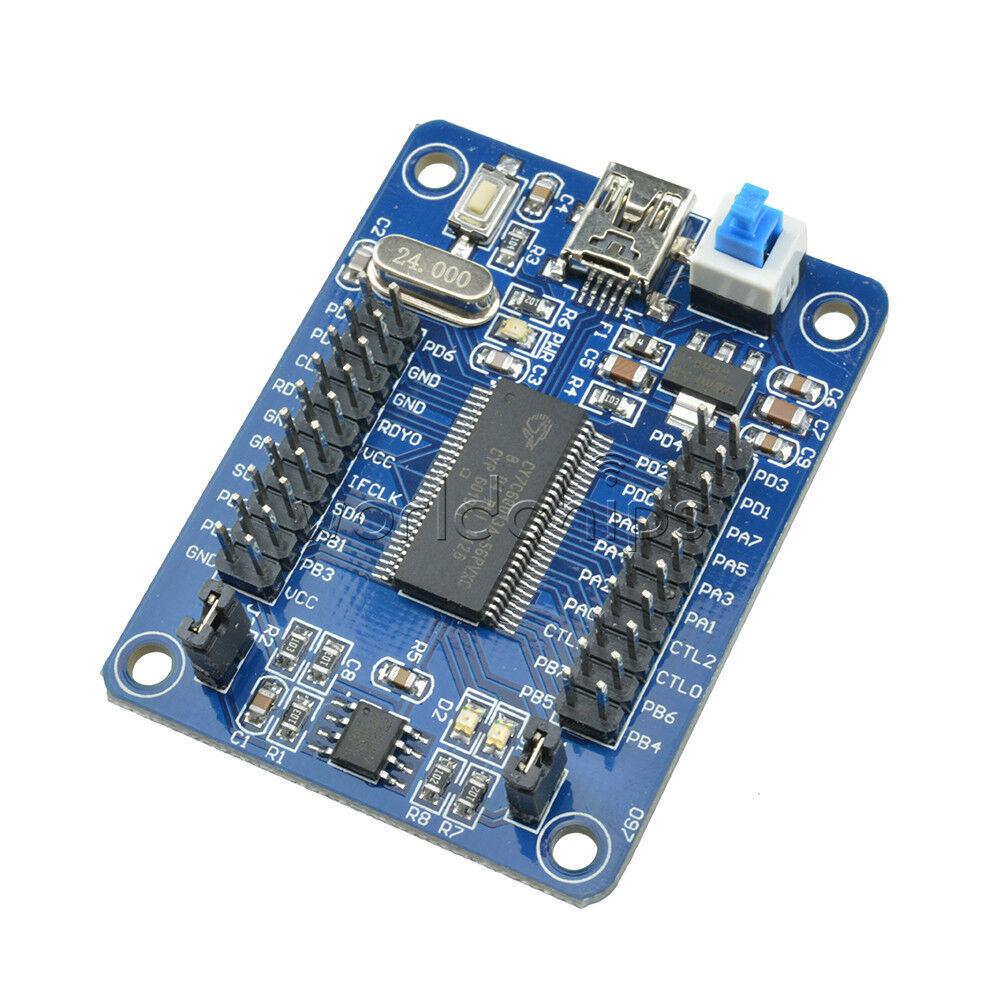 Cy c a ez usb fx lp develope board module