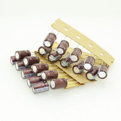20pcs Elna Ra2 220uf16v Audio Electrolytic Capacitors-6059