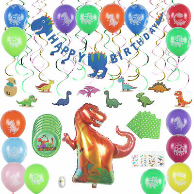 Dinosaur Party Supplies | Birthday Party for Kids | Dino Themed ](Themes For Party)