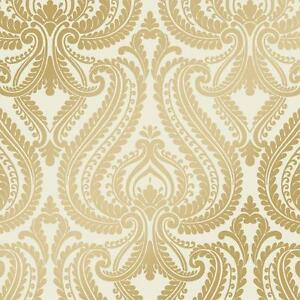 Gold Metallic Wallpaper