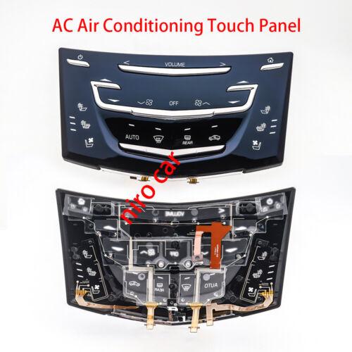 Cadillac ATS CTS SRX XTS CUE TouchSense 2013-17 Control Panel Screen Display