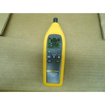 Fluke 971 Temperature Humidity Meter 193384