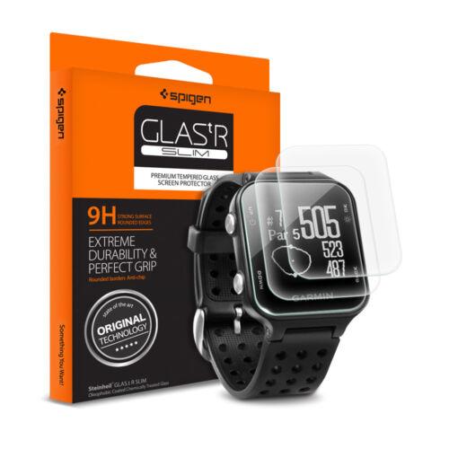 Garmin Approach S20 Golf Watch Spigen® Tempered Glass Screen Protector [3 PACK]