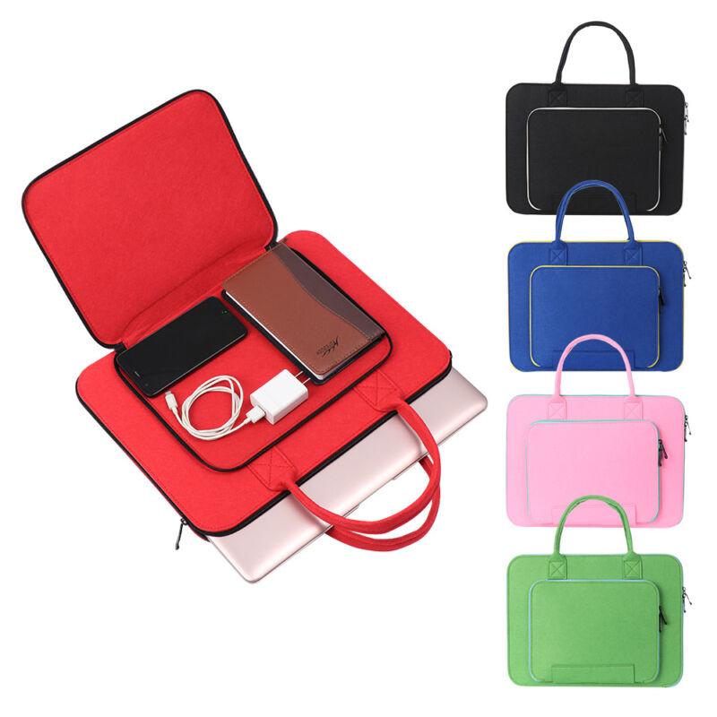 Laptop Sleeve Case Computer Carry Bag MacBook Air Handbag Fo