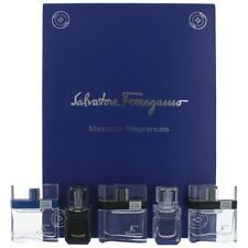 Salvadore Ferragamo Mini Set 4 piece for Men