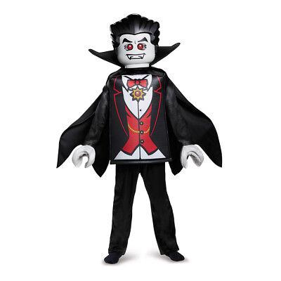 Kids LEGO Vampire Deluxe Halloween Costume - Vampire Childrens Halloween Costumes