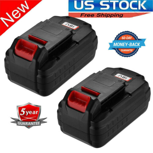 2Pack 18V Replace For Porter Cable PC18B NI-MH Battery 18 Vo