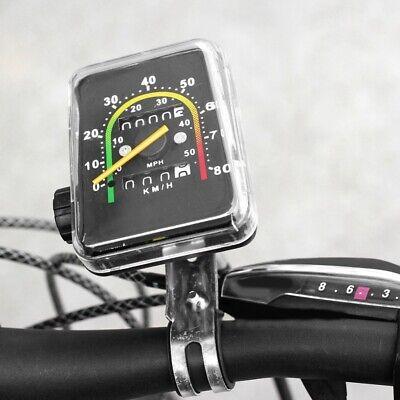 Speedometer Modern Bicycle Outdoor Waterproof Odometer Motorized Bicycle KH