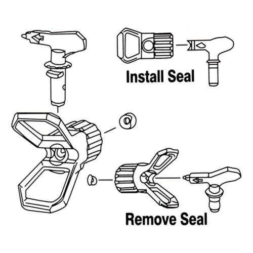 Airless Spray Gun Tips Nozzle Sprayer For Titan Wagner