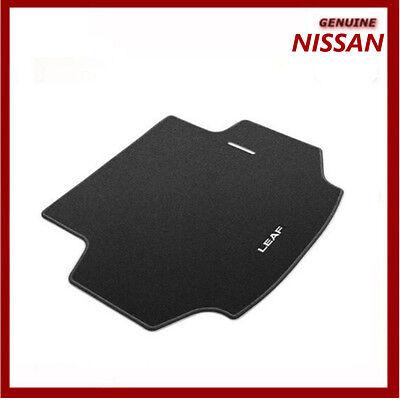 Nissan Genuine Leaf ZE0 Soft Trunk Liner For Cars W W//O Bose System KE9653N0S0