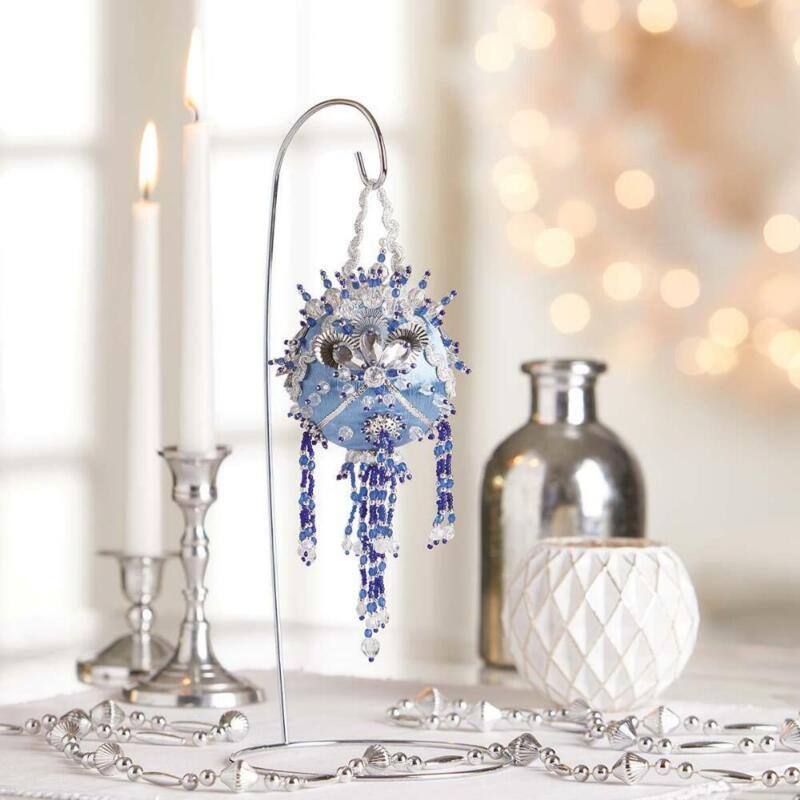 Herrschners® Bernadette #63 Collector Ornament Kit