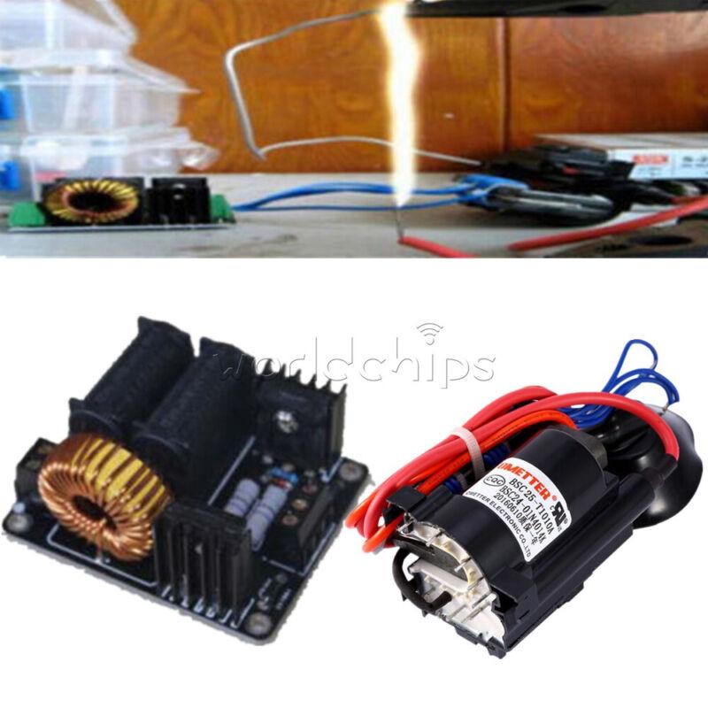 ZVS Tesla Coil Flyback Driver Circuit /SGTC/Jacob