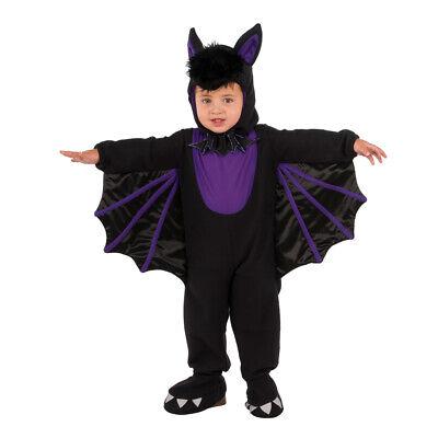 Toddler Bitty Bat Halloween Costume