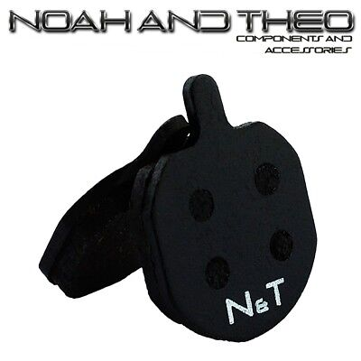 N&T Cannondale Helix 6 Bengal Strida Ares Semi Metallic Disc Brake Pads
