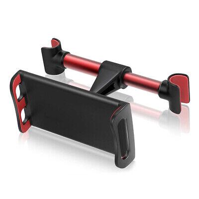 Supporto da Auto Sedile Posteriore Poggiatesta Girevole per Tablet e Smartphone