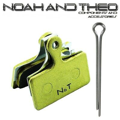 N&t Shimano G01A G01S G02A G03C G03Ti XTR Slx Sinterizadas Pastillas Frenos